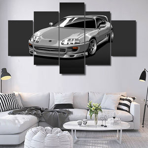 SUPRA CANVAS ART