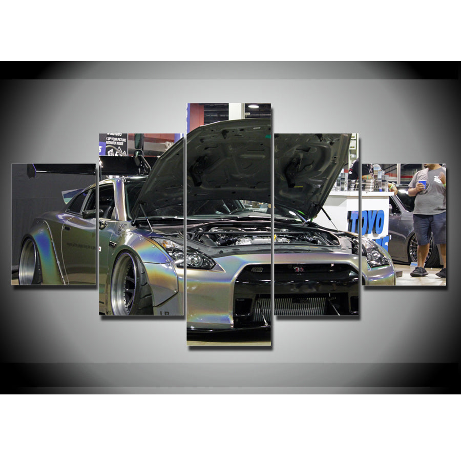 GTR CANVAS ART