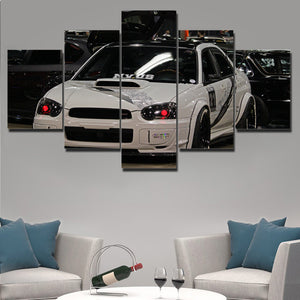 JDM CANVAS ART