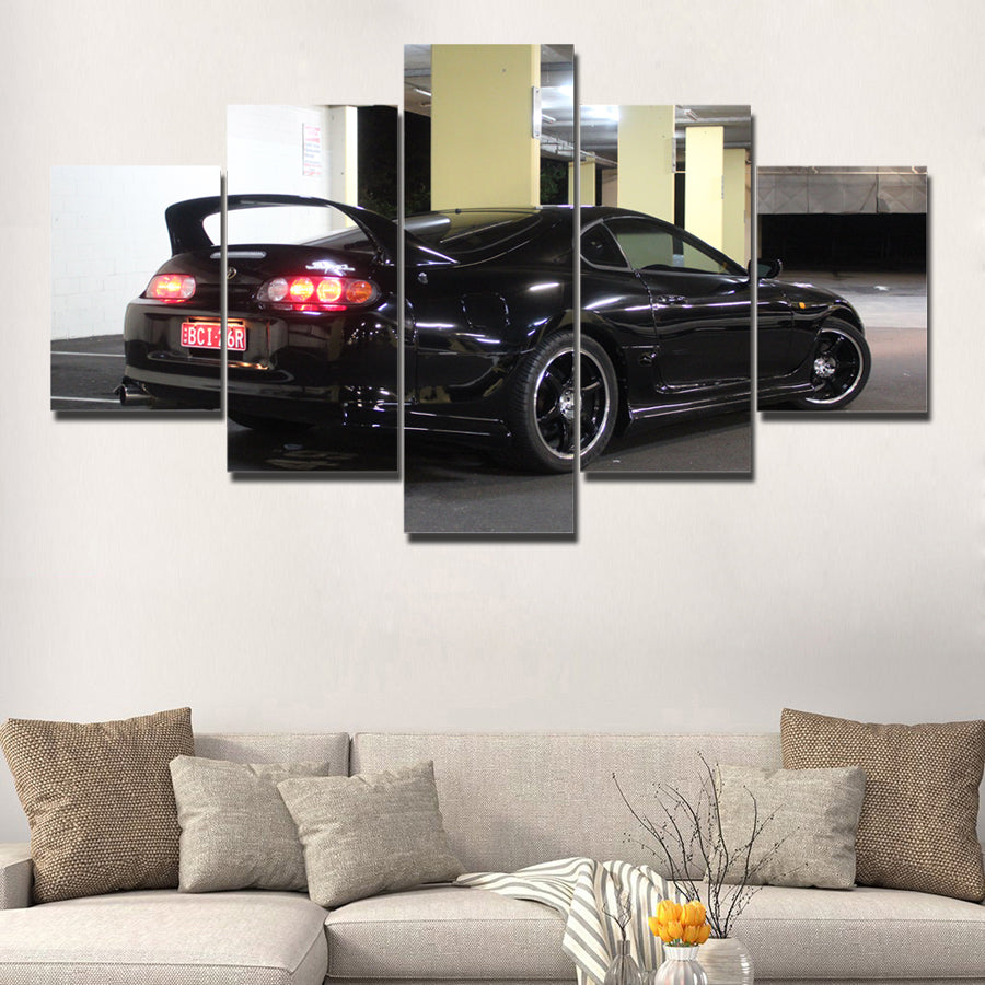JDM CAR CANVAS