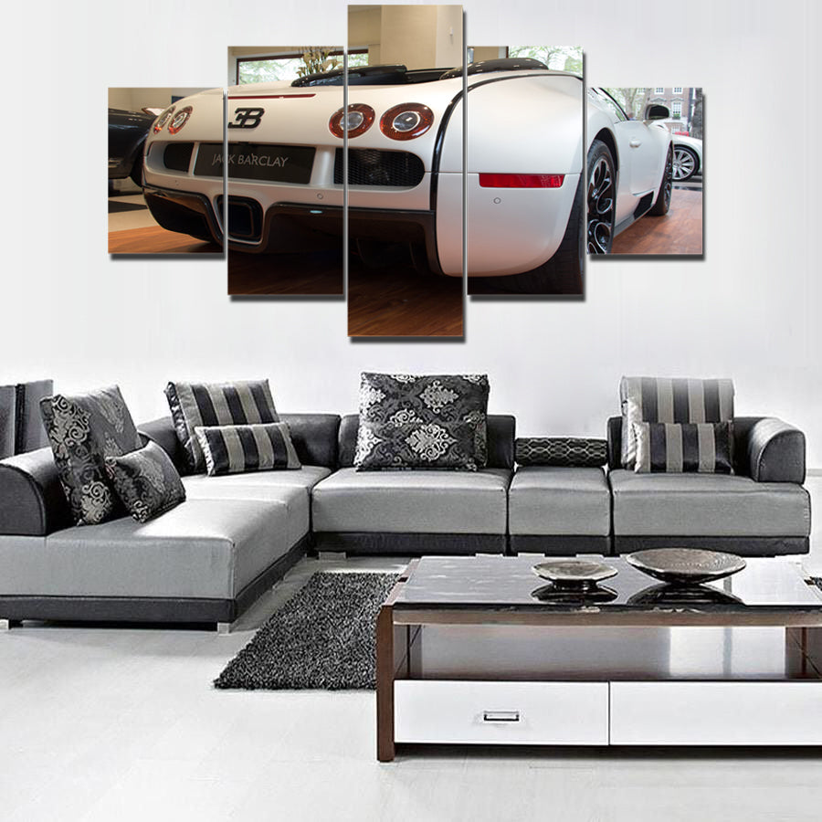 BUGATTI CANVAS ART