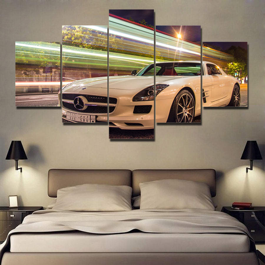 MERCEDES-BENZ CANVAS ART