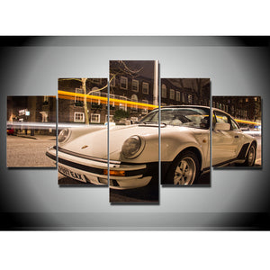 PORSCHE CANVAS ART