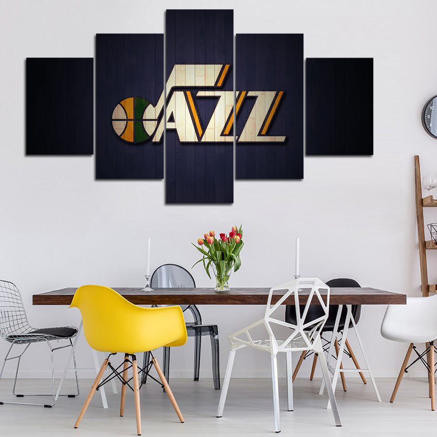 BASKETBALL CANVAS ART