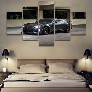CAMARO CANVAS ART