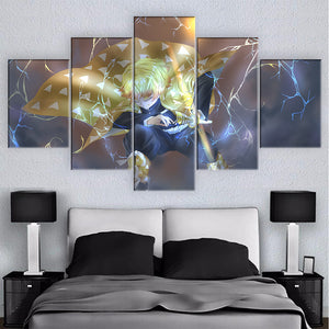 DEMON SLAYER CANVAS ART
