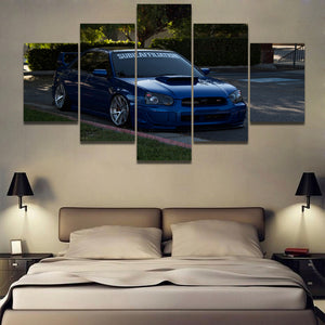 WRX CANVAS ART