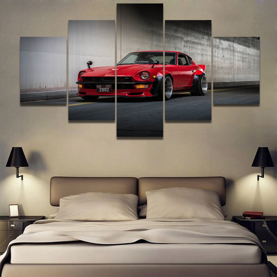 DATSUN CANVAS ART