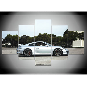 PORSCHE 911 CANVAS ART