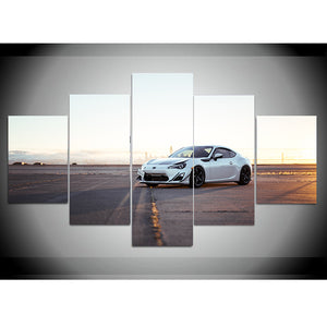 BRZ FR-S8 86 CANVAS ART