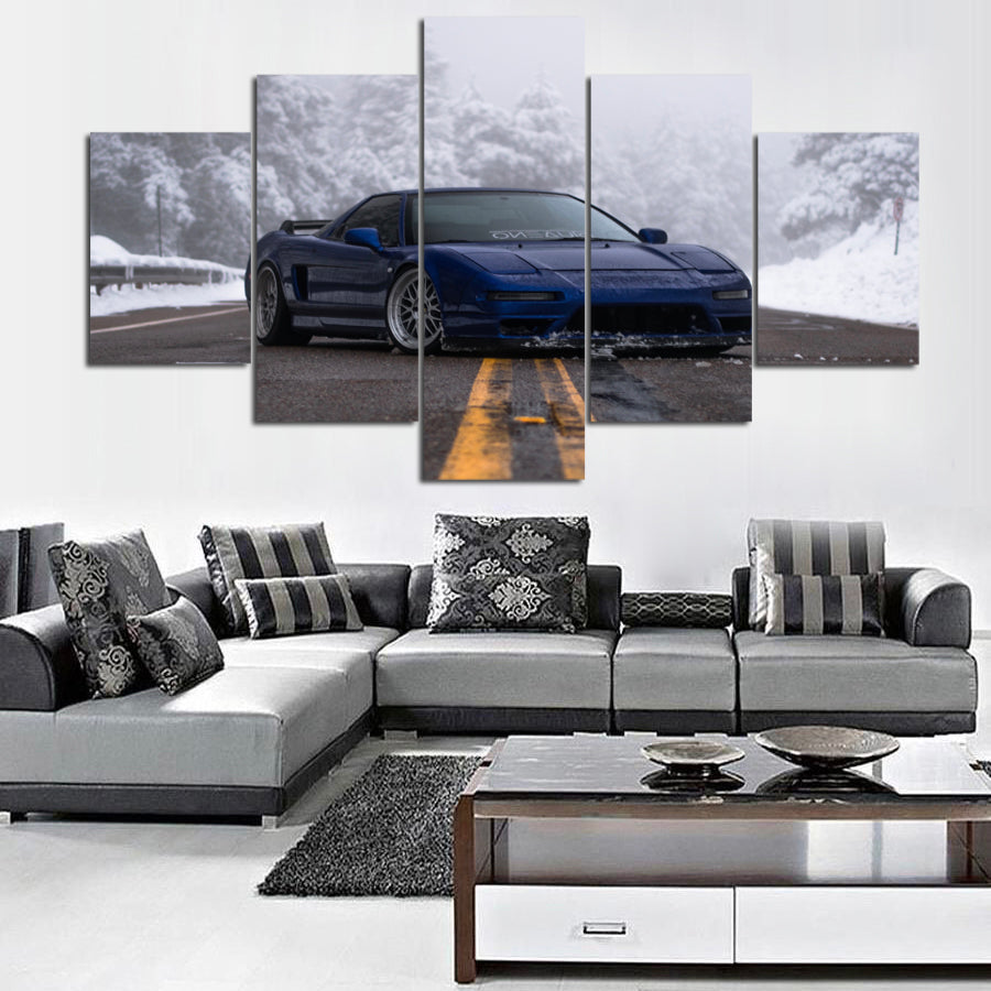 NSX CANVAS ART