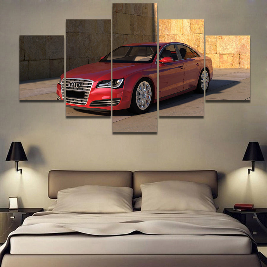 AUDI CANVAS ART
