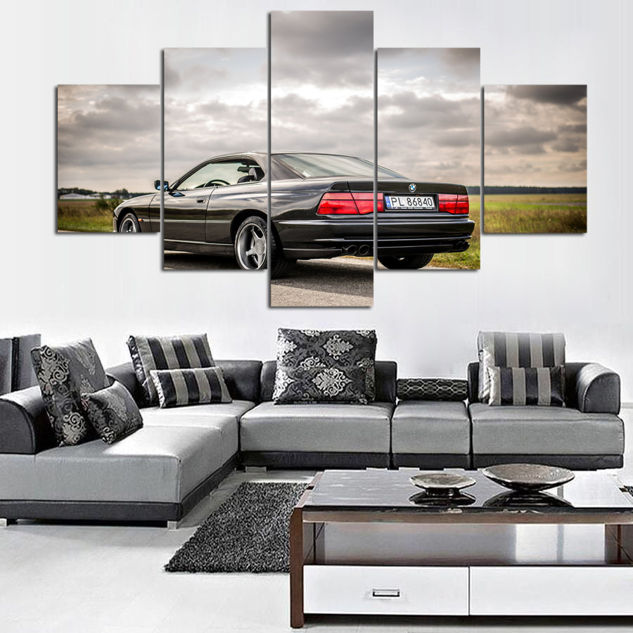 BMW CANVAS ART