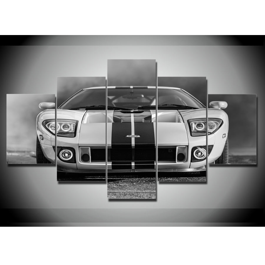 FORD GT CANVAS ART
