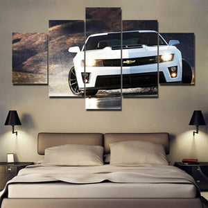 MUSCLE CAR CANVAS ART