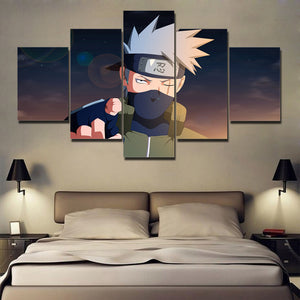KAKASHI CANVA ART