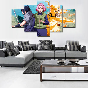 TEAM 7 CANVAS ART