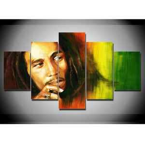 REGGAE CANVAS ART
