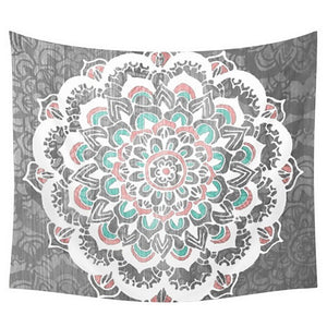 SPACE GREY TAPESTRY