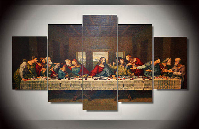 LAST SUPPER CANVAS ART