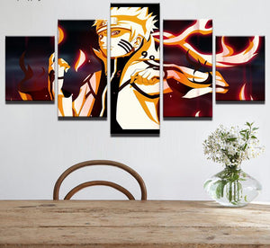 NARUTO CANVAS ART