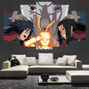 FACE OFF CANVAS ART