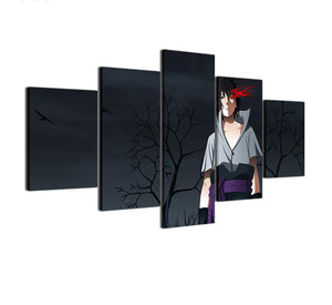 SASUKE CANVAS ART
