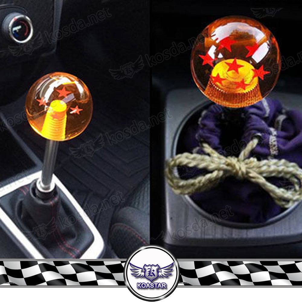 Dragon ball Z Star Manual Stick Shift Knob
