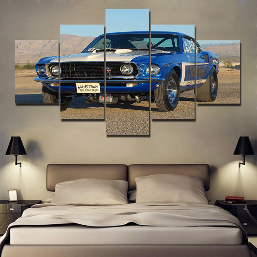 Magnificent First American Muscle Car Embellishment - Classic Cars ...