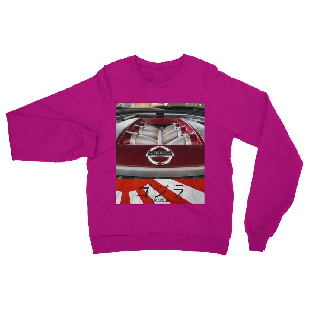 Heavy Blend Crew Neck Sweatshirt