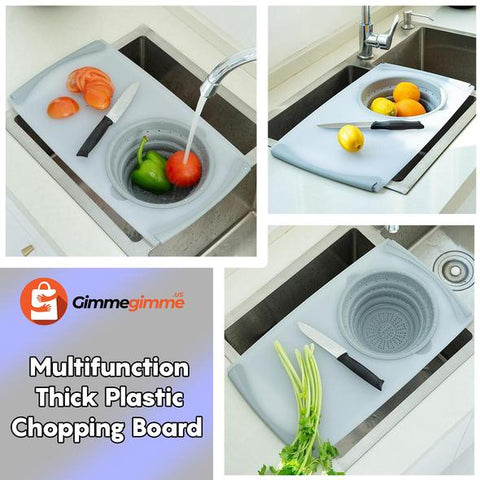Image of Kitchen Plastic Chopping Board