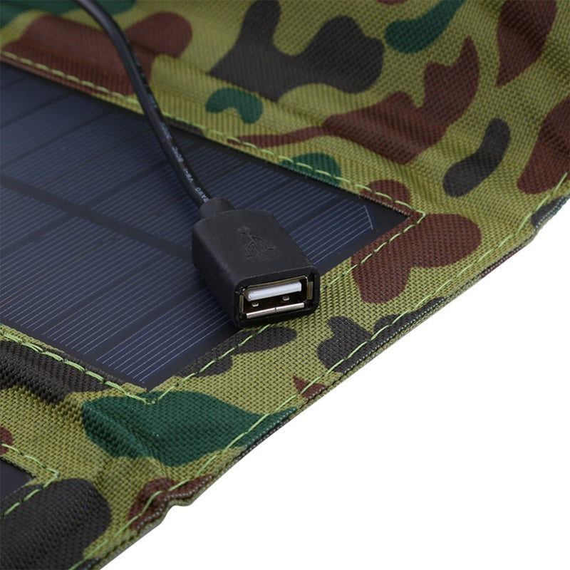5W Folding Solar Charger for mobile phones