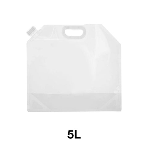 3/5/10L Outdoor Camping Water Bag Container