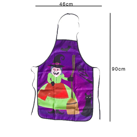 Image of Halloween Chef Apron