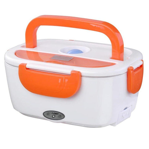 Portable double Layer Electric Heating Lunch Box