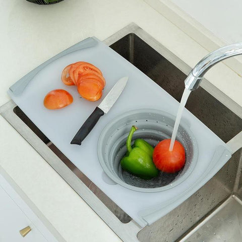 Kitchen Plastic Chopping Board