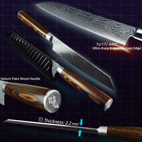 Image of Must Have Chef Knife Set at our Introduction Price - Limited Stock Available - Free Shipping
