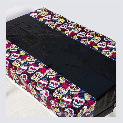 Image of Halloween Tablecloths