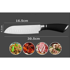 MIKALA High Quality Japanese Stainless Steel 3 Knife Set