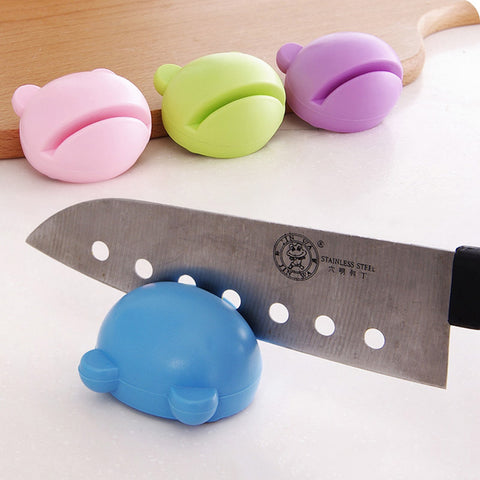 Cute Mini Multi-function Knife Sharpener