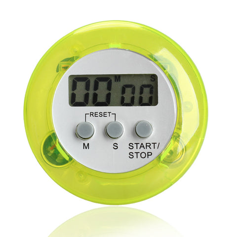 LCD Digital Kitchen Countdown Magnetic Timer