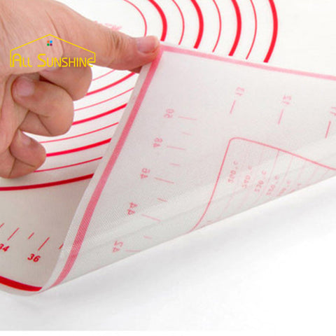 Image of Camelia Silicone Kneading Mat