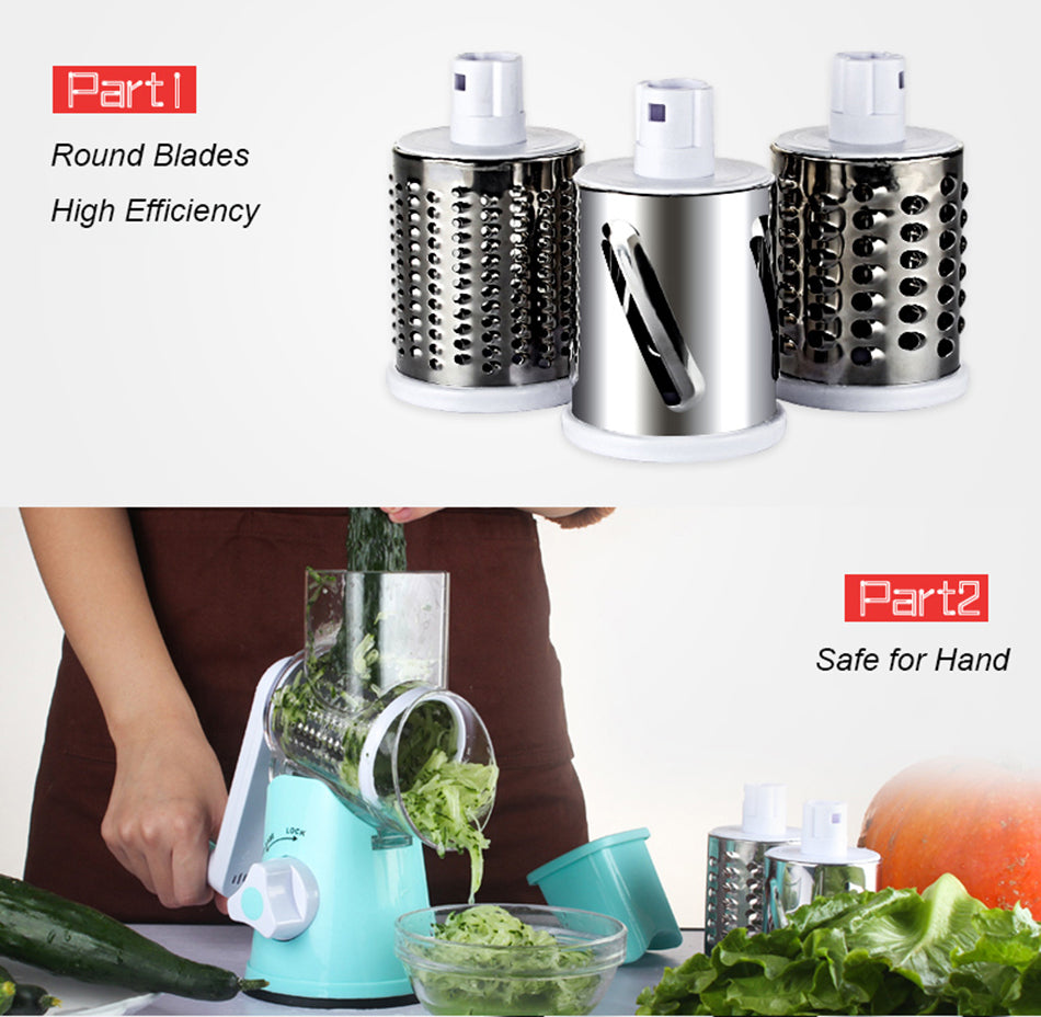 Easy Multi-Function Vegetable Cutter