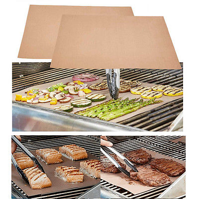 COPPER-INFUSED GRILL MAT (BUY 1 GET 1 FREE)