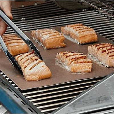 Image of COPPER-INFUSED GRILL MAT (BUY 1 GET 1 FREE)