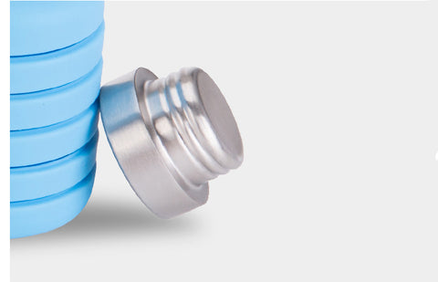 Image of COLLAPSIBLE WATER BOTTLE