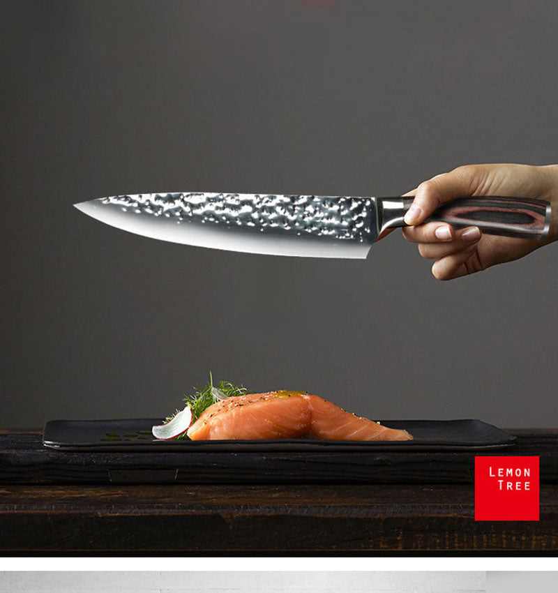 8 Inch 7CR17MOV Chef Knife £32.97 + FREE Shipping
