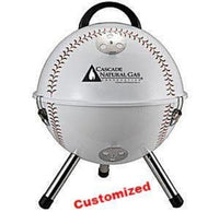 Keg-a-Que Customized Baseball Grill