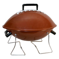 Charcoal Football Grill