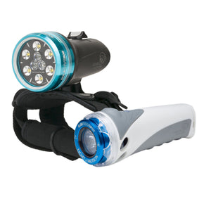 Light & Motion Sola Dive 800 Light GoBe Combo Kit